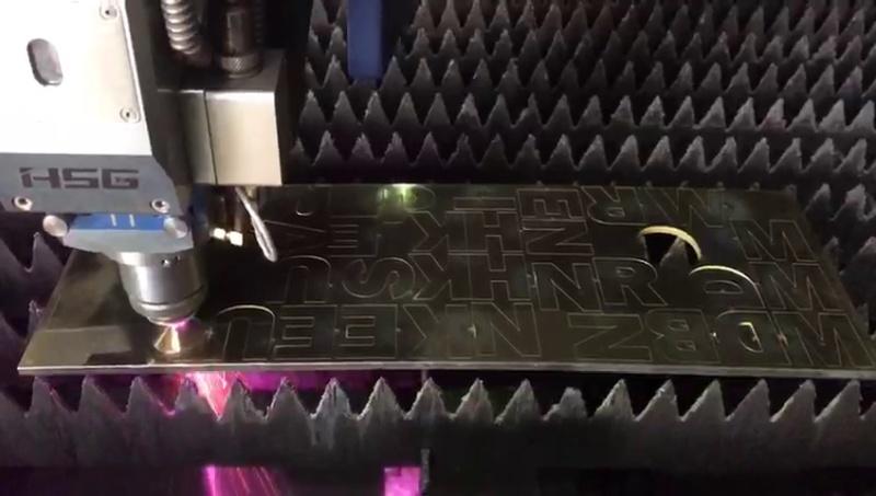 pembuatan huruf timbul plat metal